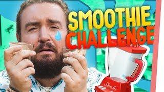 SMOOTHIE Challenge! | Wer macht den besten Mix?