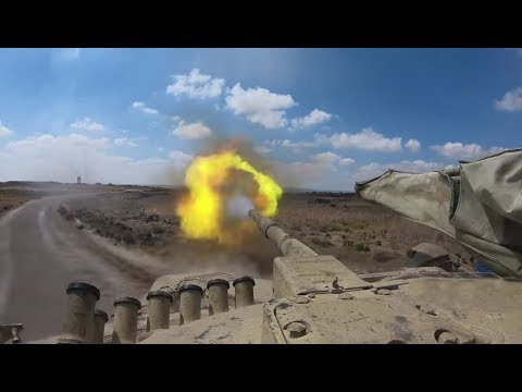 SYRIA: SAA cleared Syria's west of ISIS