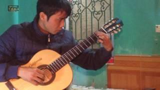Nhỏ ơi - Độc tấu guitar - Old Guitar