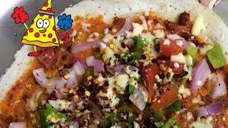 Pizza Dosa #quarantinecooking #pizza #dosa