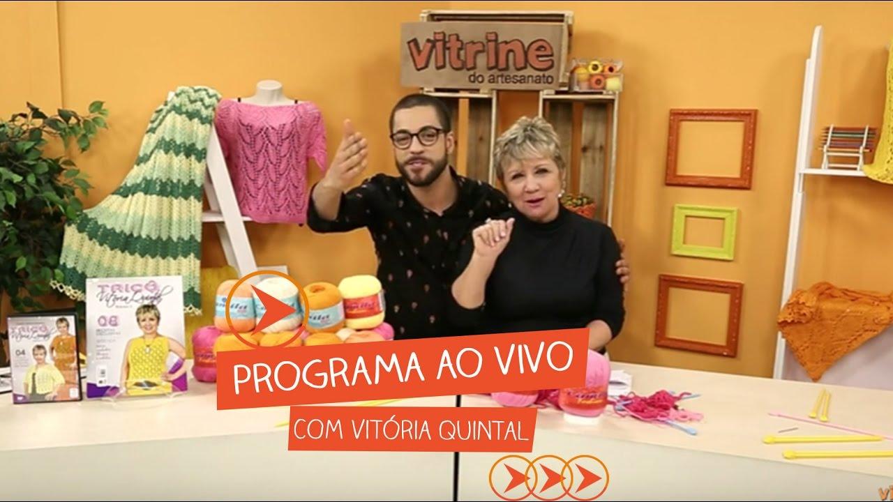Armario Roupeiro De Aço ~ Programa Ao Vivo com Vitória Quintal Vitrine do Artesanato na TV YouTube