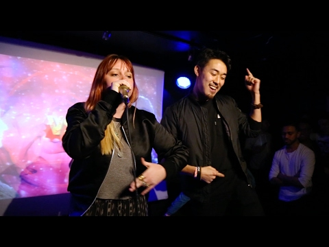 Gene Shinozaki vs Kaila Mullady / Battle 4 - Seven to Smoke Beatbox House Battle