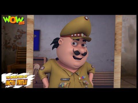 Motu Patlu New Episode  Cartoons  Kids TV Shows  Motu Inspired  Wow Kidz