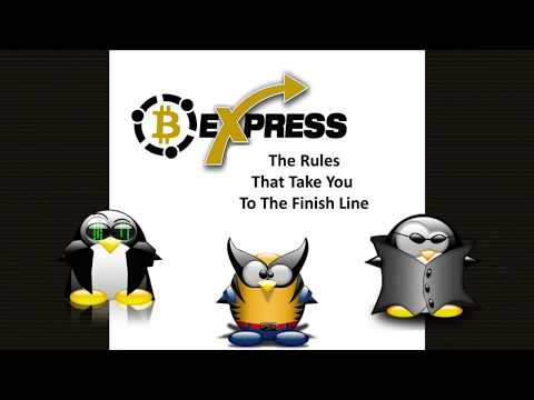 BTC Express Bitcoin Education With A Network Of Business People To Sell And Promote Your Products To