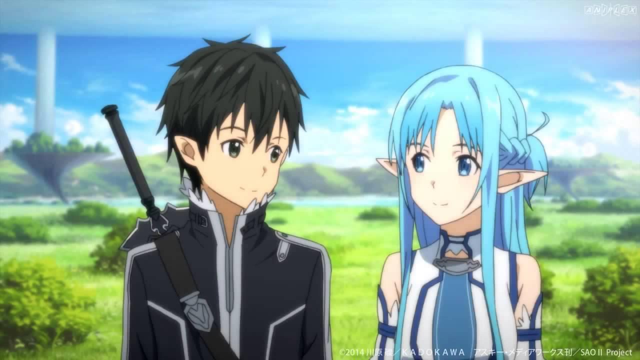Assistir Sword Art Online Episódio 19 Legendado online