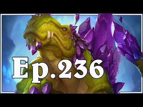 Funny And Lucky Moments  Hearthstone  Ep 236