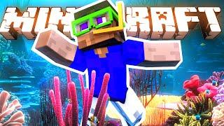 ПОДВОДНЫЙ МИР! - Обзор Мода (Minecraft) | ВЛАДУС