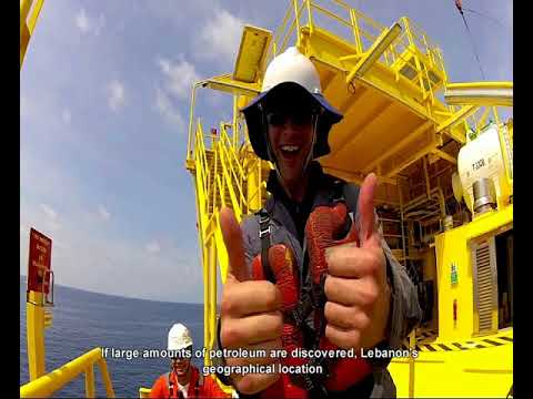 Documentary on the future vision of the oil and gas sector in Lebanon