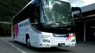 アルピコハイランドバス 29102号車
