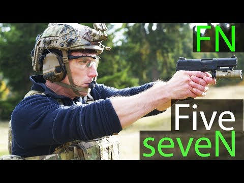 The FN Five-seveN
