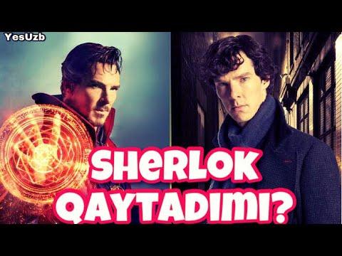 Sherlok Xolms Seriali Davomi🔥 Шерлок Холмс продолжения сериала🔥✅