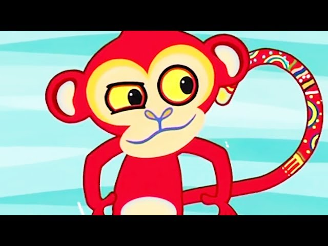 Tinga Tinga Tales Official | Why Monkeys Swing in the Trees | Tinga Tinga Tales Full Episodes