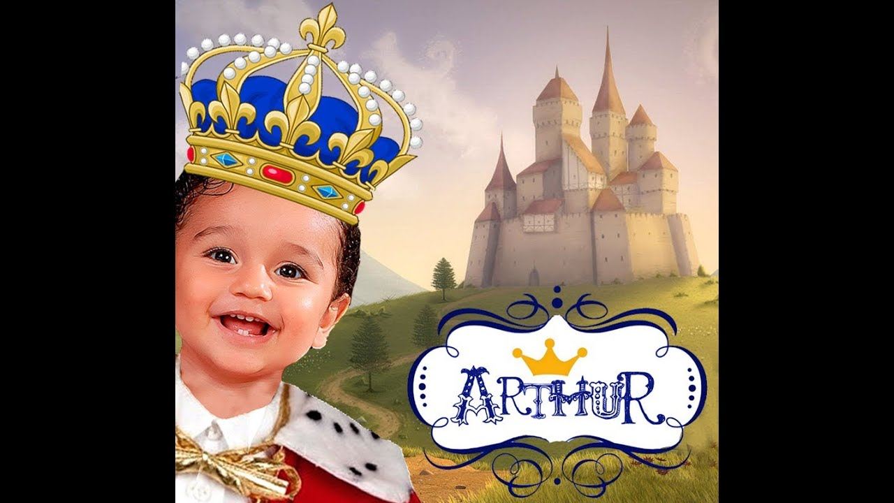 decoracao festa rei arthur:Arthur 1 ano – Tema Rei Arthur