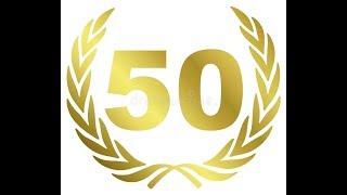 Das 50. Video