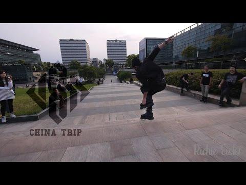 USD Skates in China 2014