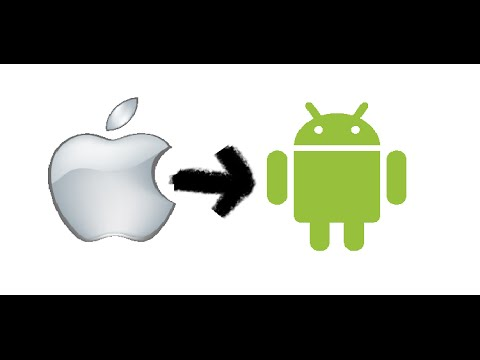 comment tansformer son android en IOS (apple)
