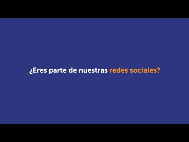 Redes sociales INFOD