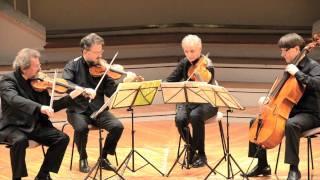 Philharmonia Quartett Berlin, Ludwig van Beethoven Streichquartett Nr 7 F-Dur op.59 Nr.1, Allegro