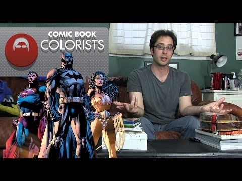 An Ode to Colorists - WD Comics