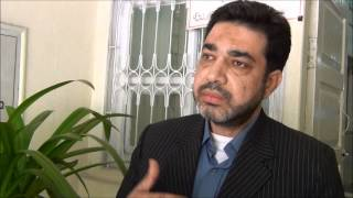 PakTrust Interview with Nadeem Gul at Fauji Foundation Oct 2011