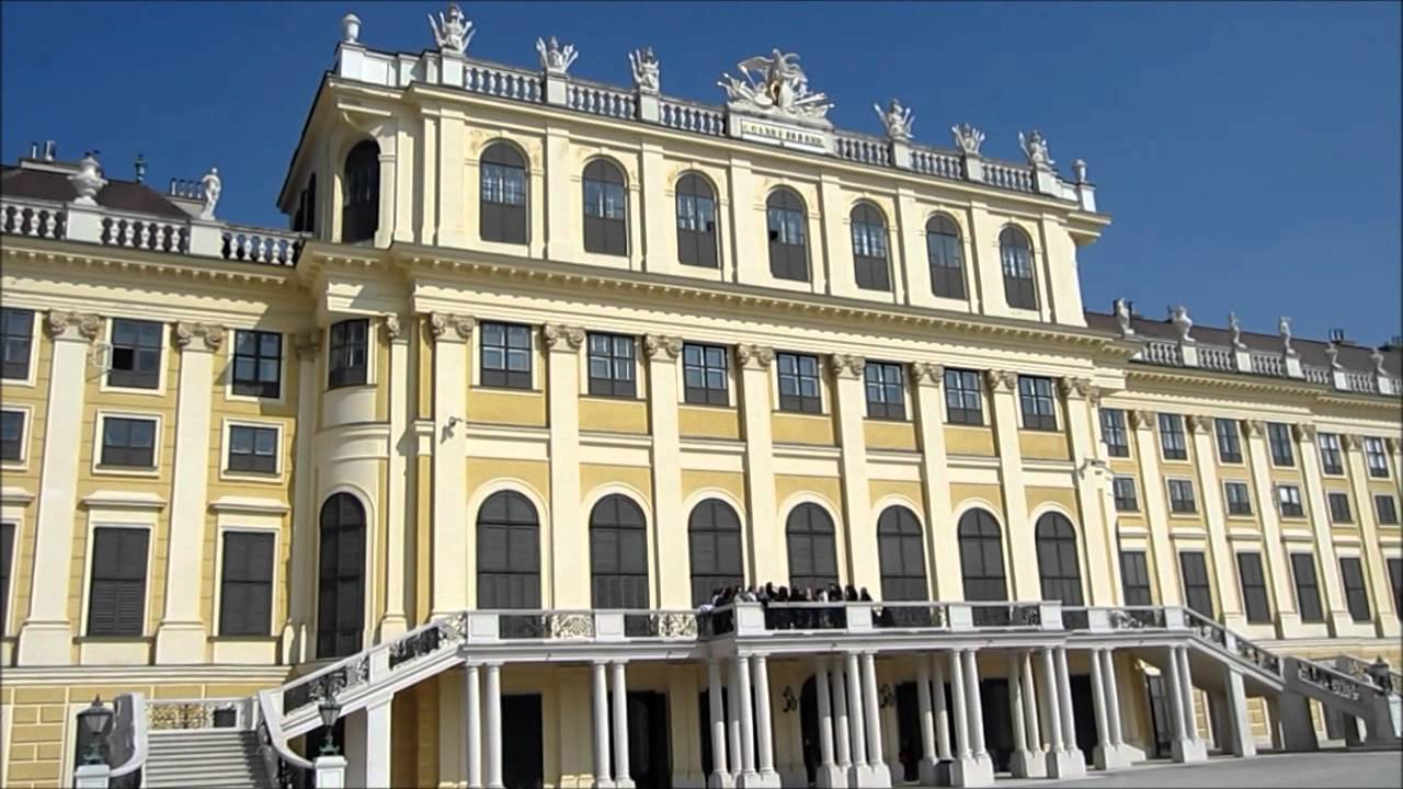 Schönbrunn Palace and Gardens, Vienna Austria - Short HD Video Tour