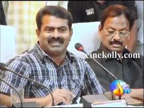 SEEMAN PETTI IN LOYOLA COLLEGE ON 18MAY MULLIVAIKAL TAMIL GENOCIDE
