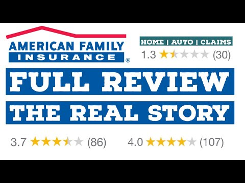 American Family Insurance Company Review - What You Need To Know