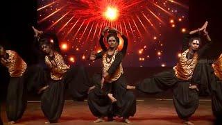 BAM BHOLE DANCE | FOOTLIGHTS GIRLS
