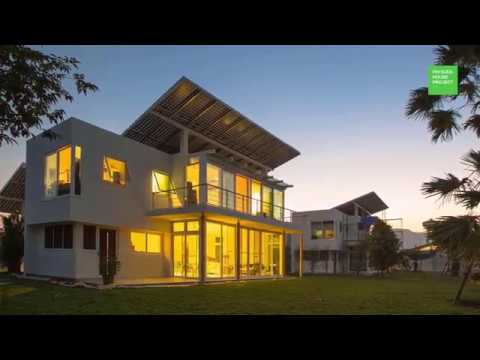 The Making of First Solar Hydrogen Powered Multi Home Residence