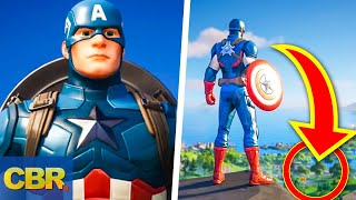 15 Marvel Easter Eggs You Missed in Fortnite Season 4
