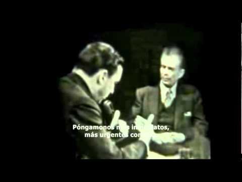 La dictadura científica, Entrevista a Aldous Huxley