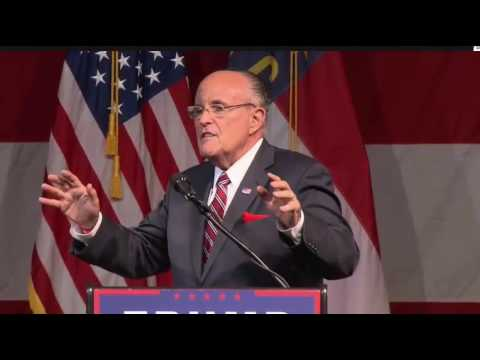 Rudy Giuliani Fires Back: 'You Have to Be Corrupt' to Buy 'Distortion' of Second Amendment Remark