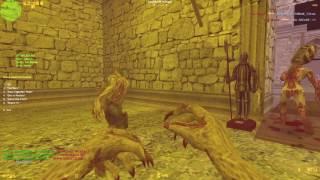 Counter-Strike: Zombie Escape Mod - ze_Castle_v1_Fix on EZCS