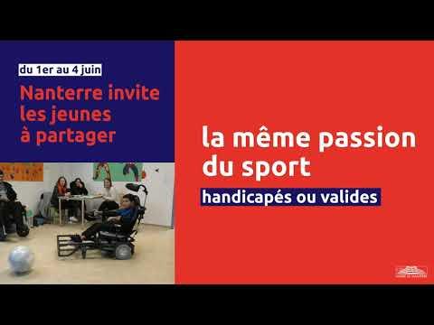 Ville de Nanterre - Sport et handicap