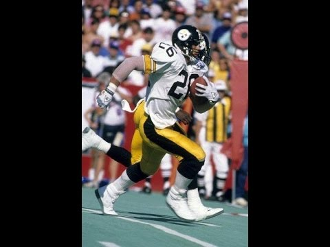 "Rod Woodson Highlights ""On the 8th Day"""