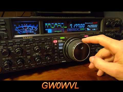 GW0WVL ... Listening