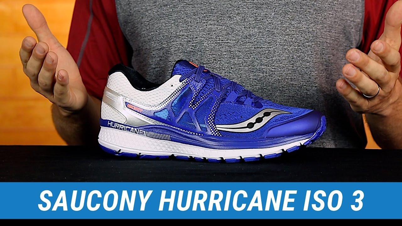 saucony hurricane iso 6
