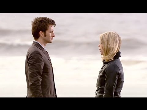 the doctor and rose say goodbye doomsday doctor who bbc