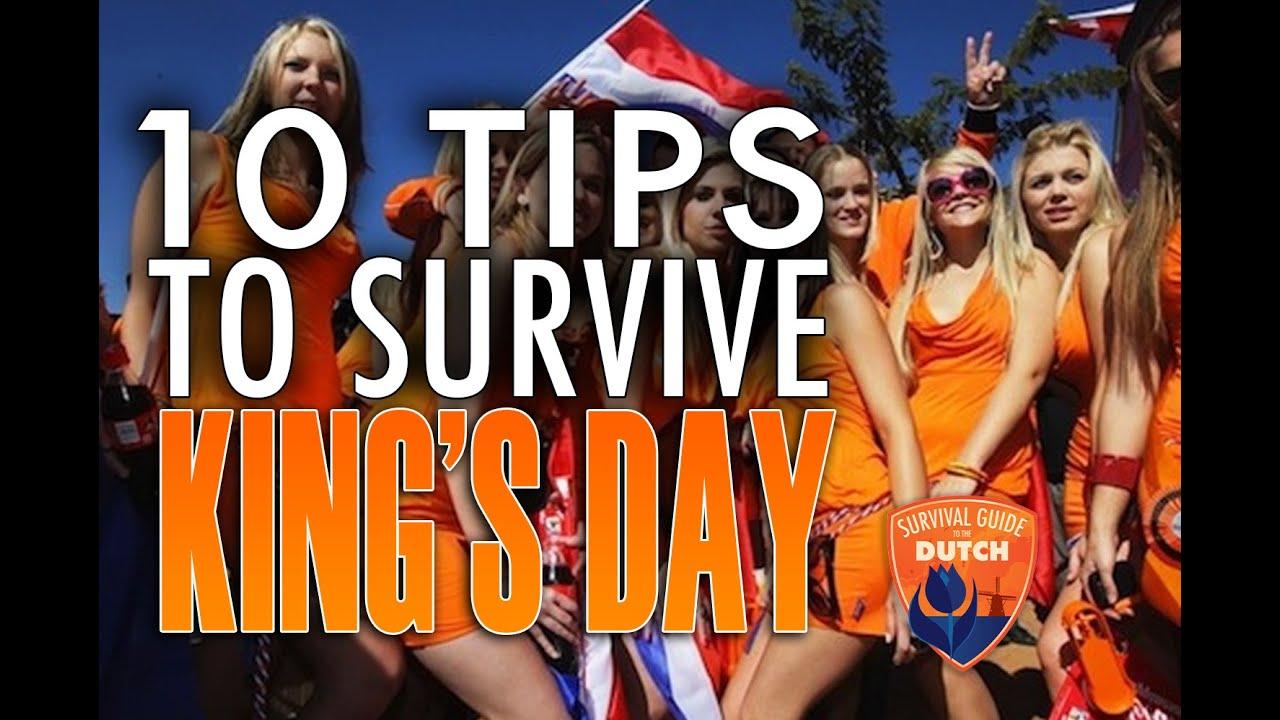 Download #5 - How to survive Dutch 'Koningsdag'!