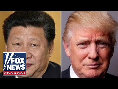 President Trump: We Are Not In Trade War With China