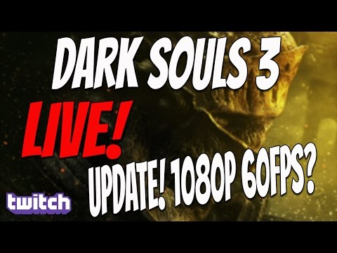 Dark Souls 3 Fight Club : 1080p 60fps? Improved Frame Rate? (PS4 Pro Update 1.11 Gameplay)
