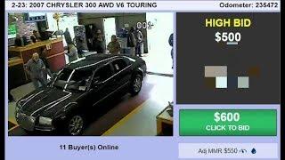 Сколько стоят авто на аукционах США.. Купил несколько штук