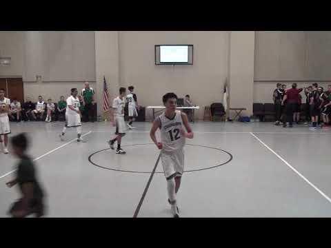 Parkhill Christian Academy Basketball JV Game Vs. Hyland Christian School on 01-07-2020.