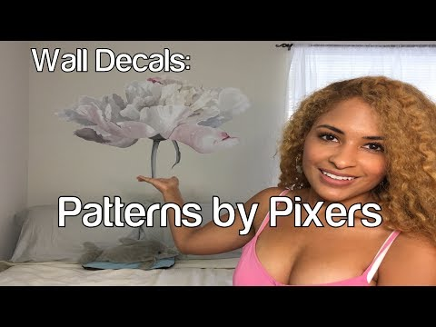 Wall Decals: Patterns By Pixers