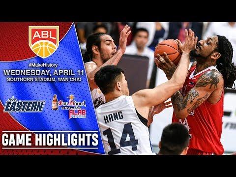 HIGHLIGHTS: Alab Pilipinas vs. Hong Kong Eastern (VIDEO) SEMIS Game 1 | April 11