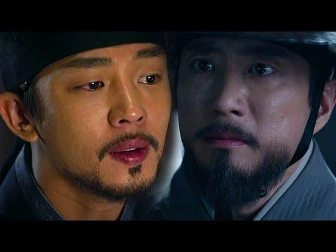 《BEST》 Six Flying Dragons 육룡이 나르샤 유아인 vs 김명민, 요동정벌 두고 맞붙었다 EP44 20160301