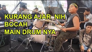 PART 2, Drummer reggae cilik Indonesia, Yang penting happy cover reggae family ska MP3