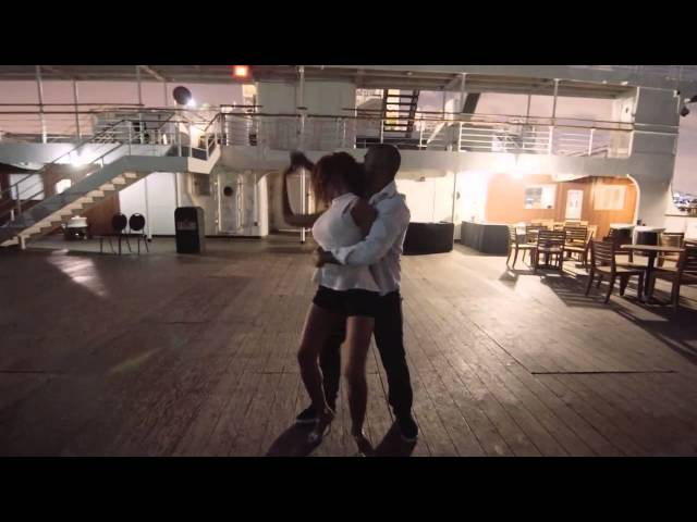 Carlos & Fernanda  Improvised Zouk Dance - Say Something