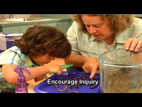 Essential Dispositions - Encourage Inquiry