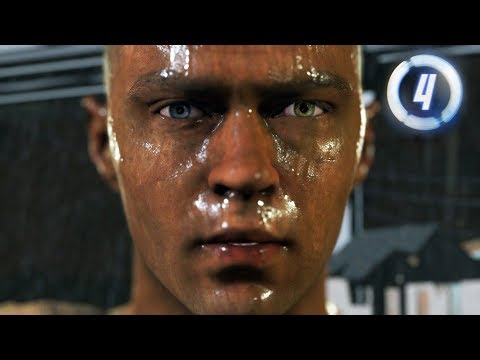 Detroit: Become Human - Part 4 - Androids Come to Life